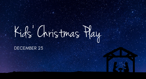 Kids' Christmas Play