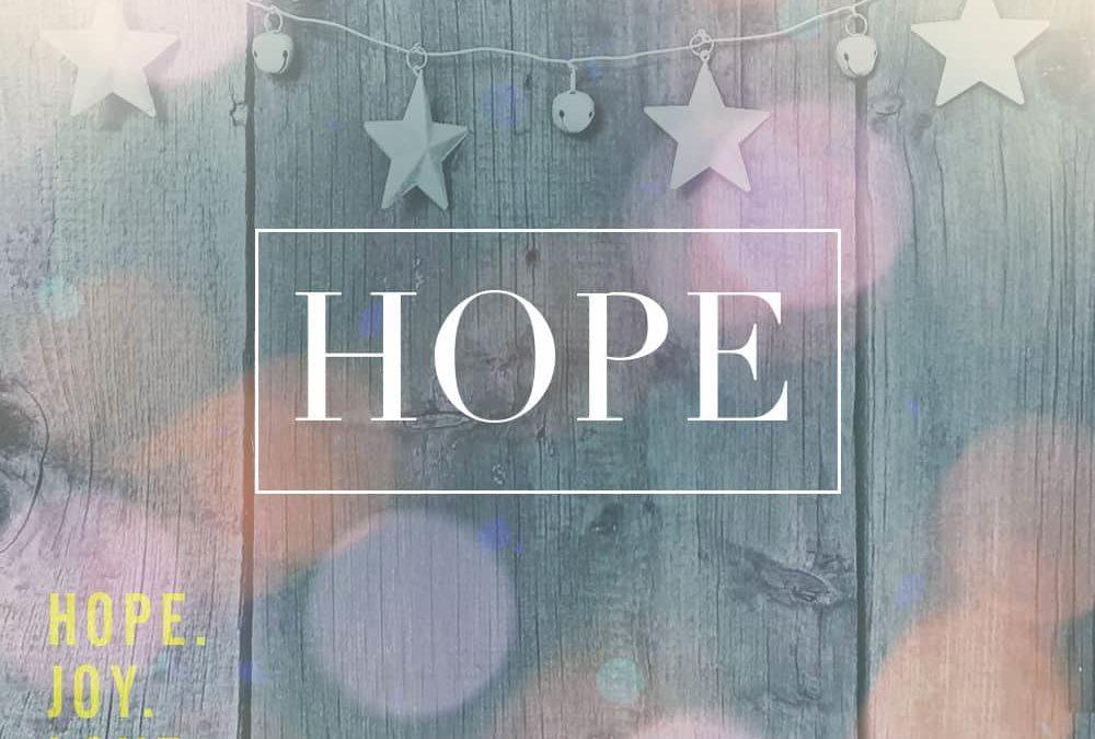 God With Us – Hope