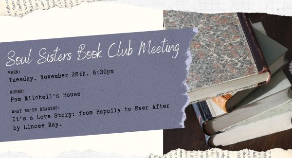 Soul Sisters Book Club