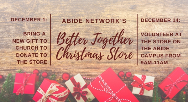 Better Together Christmas Store
