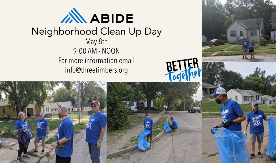 ABIDE Cleanup Day